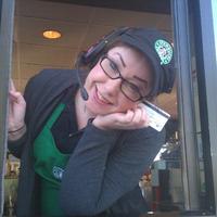 Photo taken at Starbucks by Lisa T. on 2/20/2013
