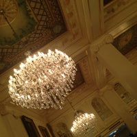 Photo taken at Hotel Monteleone by Zachary H. on 5/20/2013
