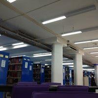 Photo taken at Mahasarakham Universität Bibliothek by Artem V. on 7/24/2013