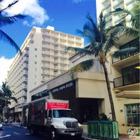 Photo taken at The Imperial Hawaii Resort at Waikiki by Best of Hawaii L. on 7/8/2015