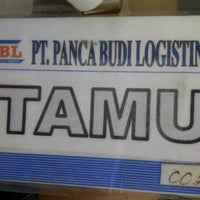 Photo taken at PT Panca Budi Logistic by Robby H. on 7/23/2013