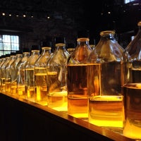 Photo taken at Aberfeldy Distillery by Sasha on 10/10/2013