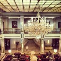 Das Foto wurde bei Maritim Hotel Berlin von Carolin H. am 3/8/2014 aufgenommen