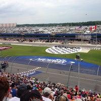 Photo taken at Michigan International Speedway by Dan B. on 6/15/2013