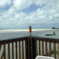 Photo taken at Queen Conch by Andrew B. on 3/17/2014