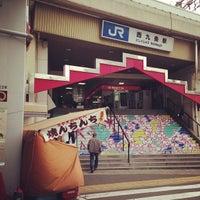Photo taken at JR Nishikujō Station by Tsuyoshi Y. on 4/29/2013