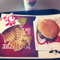 Photo taken at Chick-fil-A by Drew S. on 11/29/2012