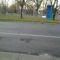 Photo taken at Parc Beaudet by Sarah T. on 11/21/2012