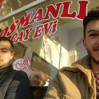 Photo taken at Osmanlı Çay Evi by ♚MaHmuT C. on 12/26/2015