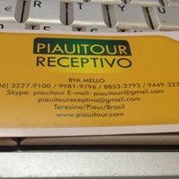 Foto tirada no(a) Piauitour por Vanessa M. em 3/1/2013