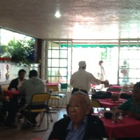 Photo taken at Restaurant Jardín by Stephanie C. on 5/1/2013