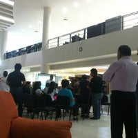 Photo taken at Biblioteca Antonio Enríquez Savignac by José M. on 11/16/2012