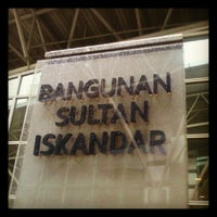 Photo taken at Sultan Iskandar CIQ Complex (Johor Bahru Checkpoint) by Pietro M. on 3/2/2013