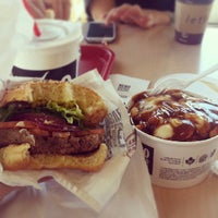 Photo taken at Hero Certified Burgers by George on 5/5/2013