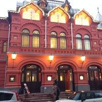 Photo taken at Театр наций by Konstantin K. on 9/25/2013