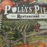 Photo taken at Polly's Pies - Norco by Robert G. on 5/15/2013