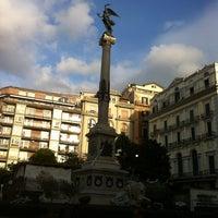 Photo taken at Piazza dei Martiri by Tatiana C. on 12/23/2012