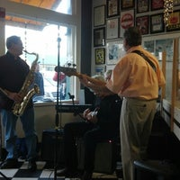 Photo taken at Greg's Bagels by Lin R. on 12/15/2012