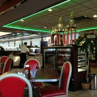 Photo taken at Four Star Diner Union City by Charles D. on 2/2/2013