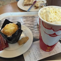Photo taken at Costa Coffee by TJ W. on 12/12/2015