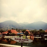 Photo taken at Banyu Alam Resort - Hotel by adit s. on 11/23/2013