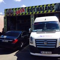 Photo taken at Sota Rot Balans by Yüksel T. on 7/30/2015