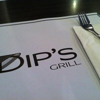 Photo taken at Dip's Grill by Justine L. on 4/21/2013