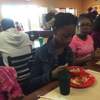 Photo taken at Cicis by Tre' A. on 11/22/2014