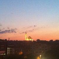 Photo taken at Fındıkzade by Gokce K. on 10/12/2012