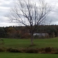 Photo taken at Freeport Golf Course by Nate K. on 10/24/2013