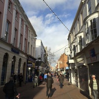Photo taken at Weymouth Town Centre by WeymouthBeachBB on 12/31/2015