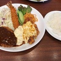 Photo taken at どれみ軒 マリンピア神戸店 by りぼん on 3/15/2017