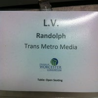 Photo taken at Trans Metro Media HQ by LVRIII on 2/23/2013
