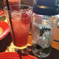 Photo taken at T.G.I. Friday's by Humberto M. on 7/27/2013