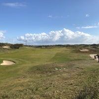 Photo taken at Noordwijkse Golfclub by Rene C. on 4/26/2017