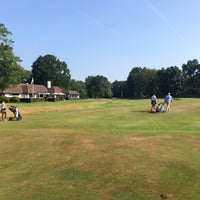 Photo taken at Royal Antwerp Golf Club by Rene C. on 7/19/2018