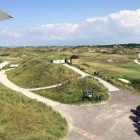 Photo taken at Noordwijkse Golfclub by Rene C. on 8/5/2014
