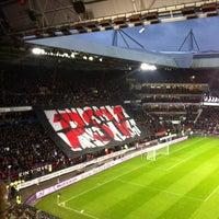 Photo taken at Philips Stadium by Rene C. on 12/9/2012