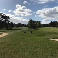 Photo taken at Hilversumsche Golfclub by Rene C. on 4/22/2017