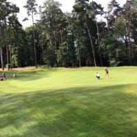 Photo taken at Royal Antwerp Golf Club by Rene C. on 7/20/2018