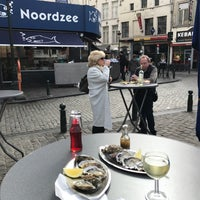 Photo taken at Oysters & Smørrebrød by Rene C. on 3/14/2017