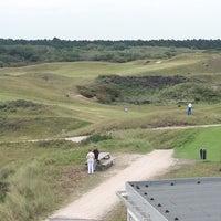 Photo taken at Noordwijkse Golfclub by Rene C. on 8/6/2014
