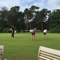 Photo taken at Hilversumsche Golfclub by Rene C. on 9/1/2016