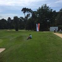 Photo taken at Hilversumsche Golfclub by Rene C. on 8/19/2015