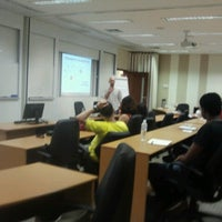 Photo taken at Escola Superior de Propaganda e Marketing (ESPM) by Cristiano S. on 10/31/2012