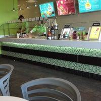 Photo taken at Yogurtland by A B. on 10/6/2012