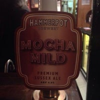 Photo taken at The Bricklayer's Arms by Paul MØTZO G. on 2/6/2014