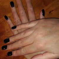 Photo taken at 5 stars nails by Shannon K. on 1/31/2015