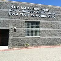 Photo taken at U.S. Post Office John Sanchez Carrier Annex by Matthew F. on 7/12/2013