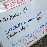 Photo taken at Firehouse Food Truck by s t. on 3/3/2013